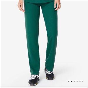 Figs Pants & Jumpsuits - Figs Livingston pant hunter green